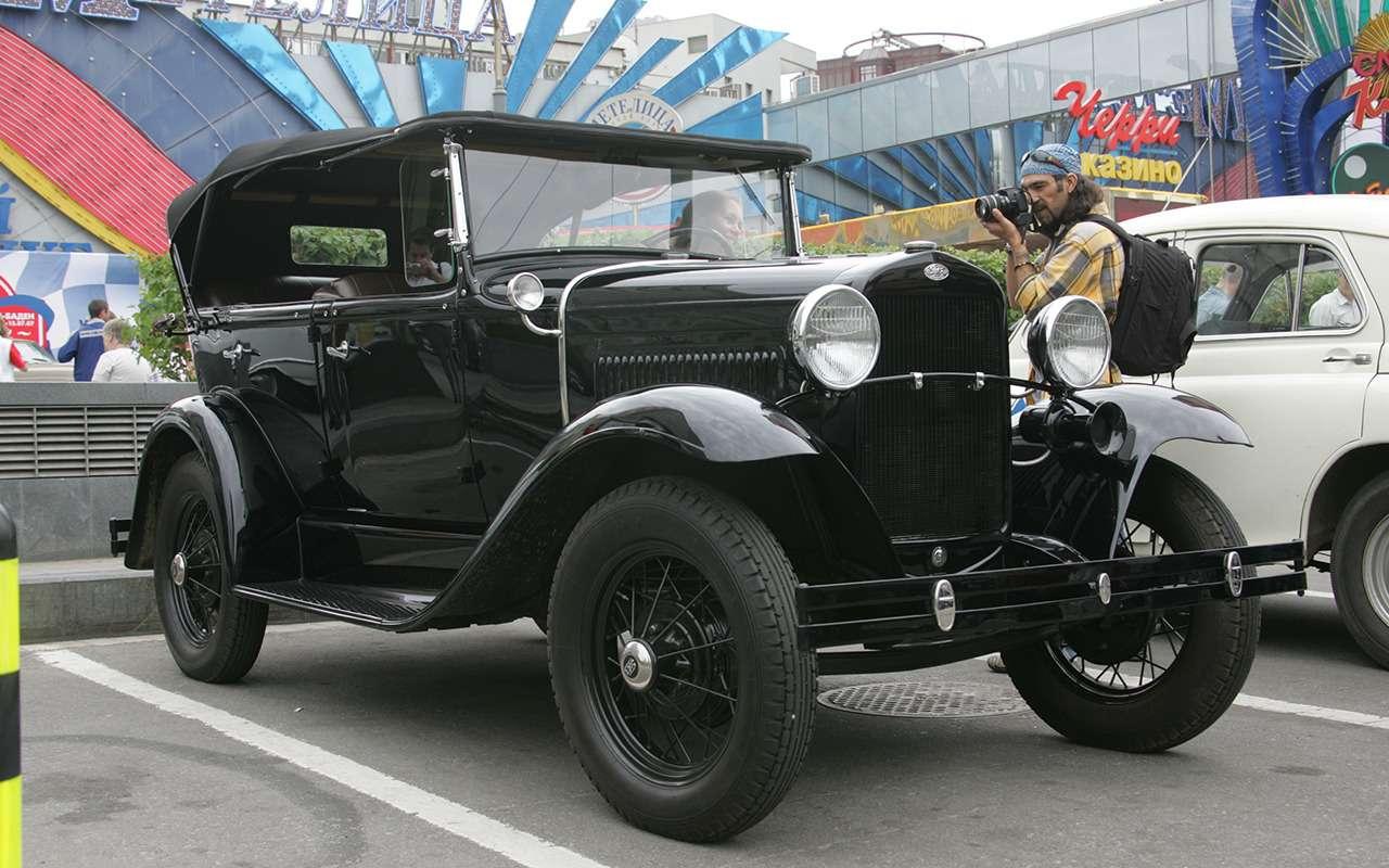 100 миллионов! Топ-10 самых дорогих советских автомобилей - фото 1160227