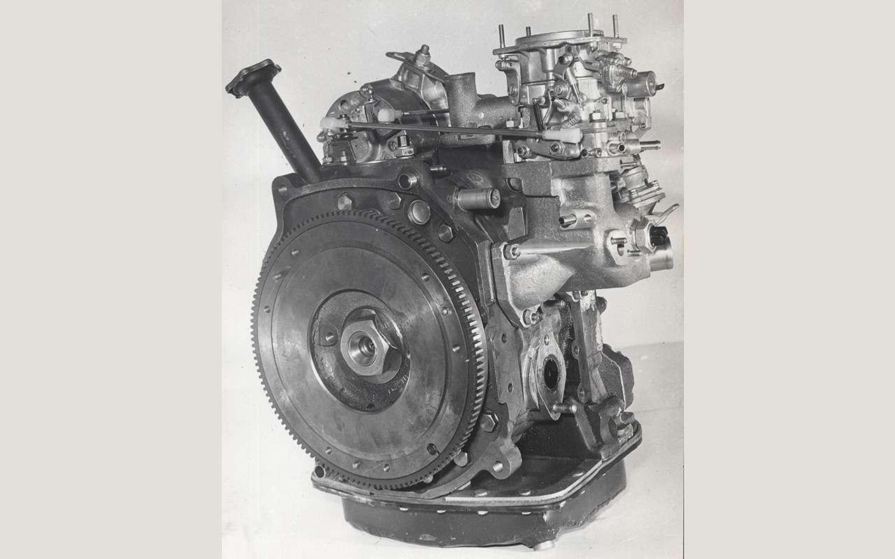 Моторы длямашин-догонялок КГБ: ихделали наВАЗе!— фото 1242395