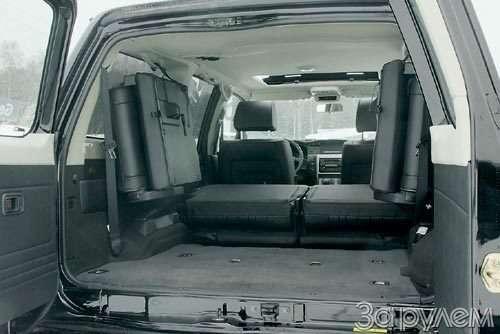 Тест Nissan Patrol, Land Rover Discovery 3, Volkswagen Tuareg. Век нынешний ивек минувший?— фото 55031