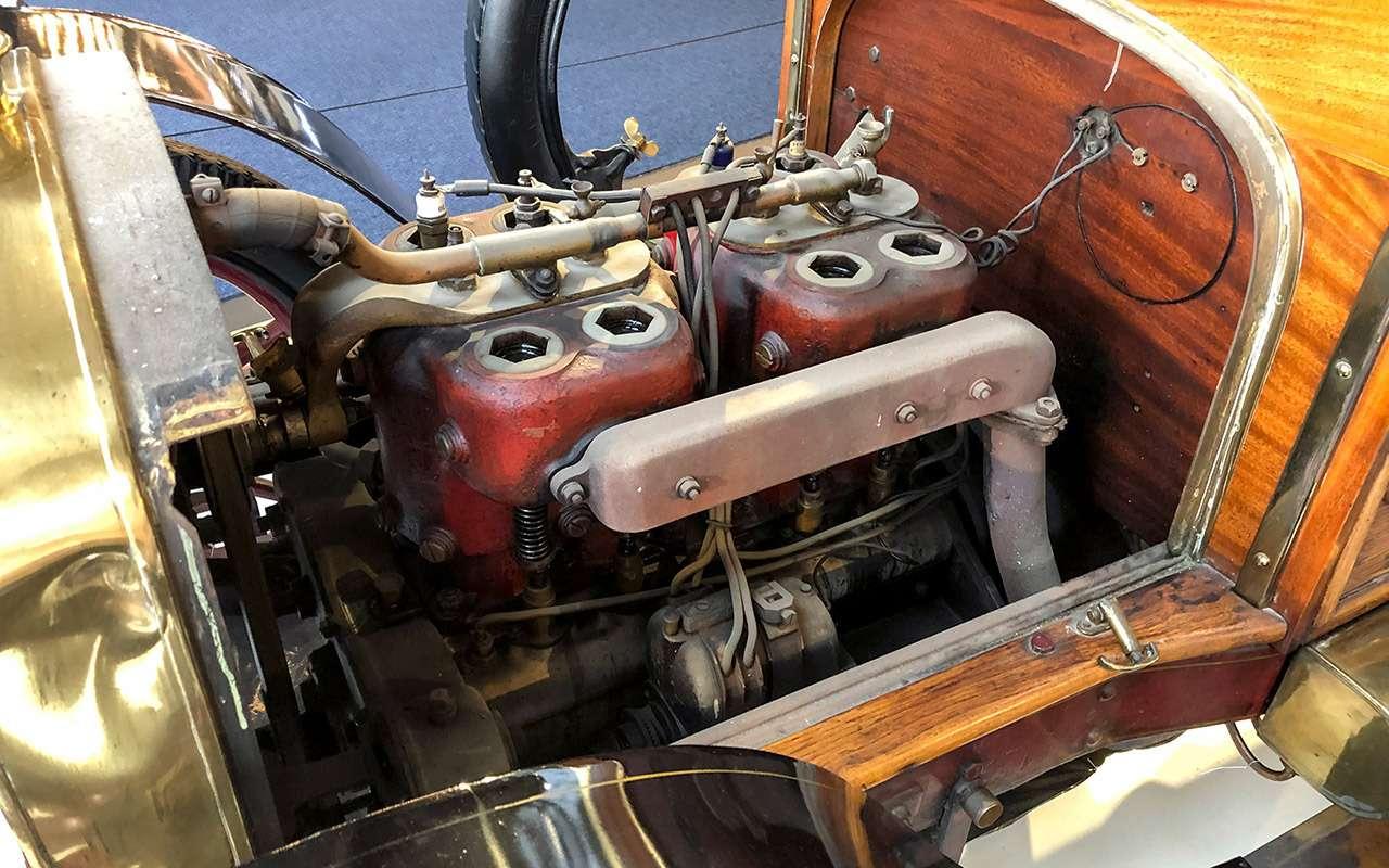 Первый серийный российский автомобиль: история Руссо-Балта— фото 1125243
