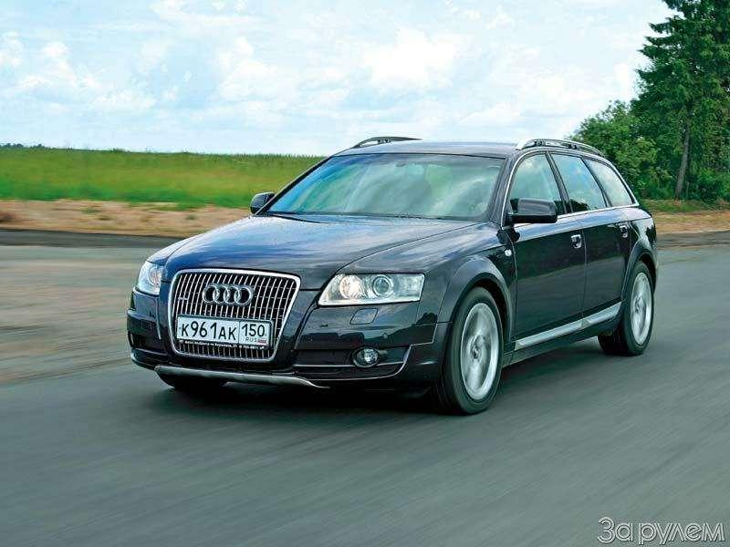 Тест Audi A6Allroad, Cadillac SRX, Volvo XC70. Выше среднего— фото 67364