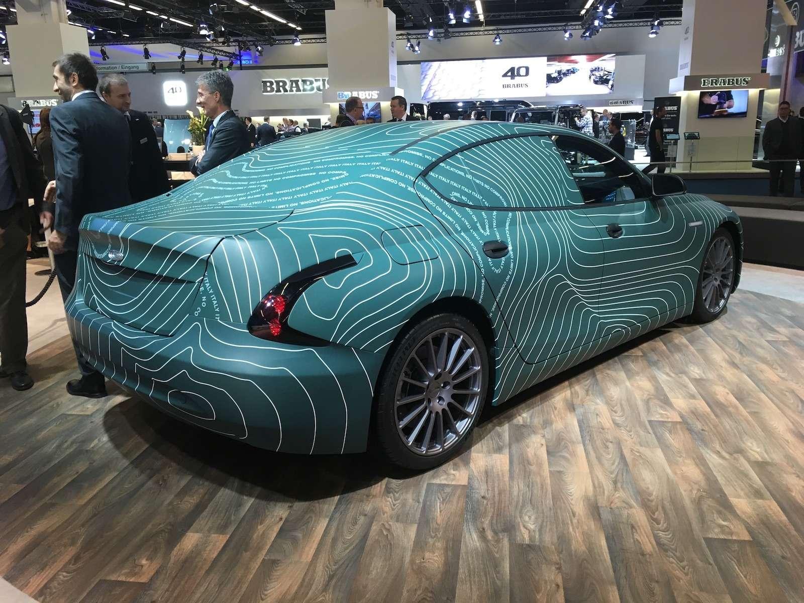 Новый Duster идругие премьеры автосалона воФранкфурте: онлайн-трансляция. Часть 1— фото 793698