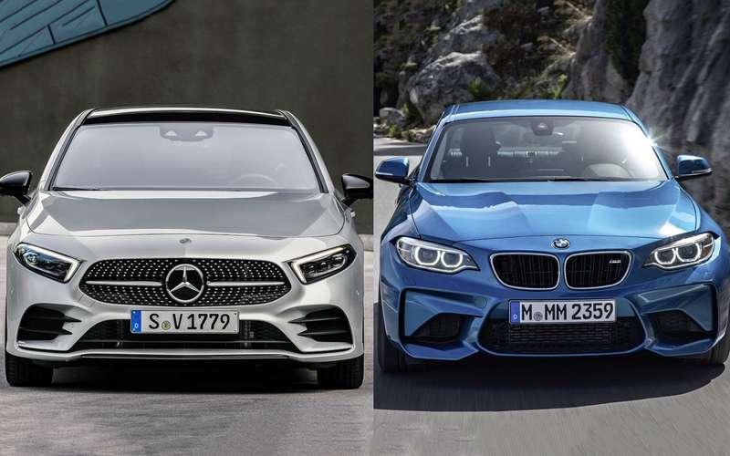Benz и БМВ могут объединиться и создать автомобили савтопилотом
