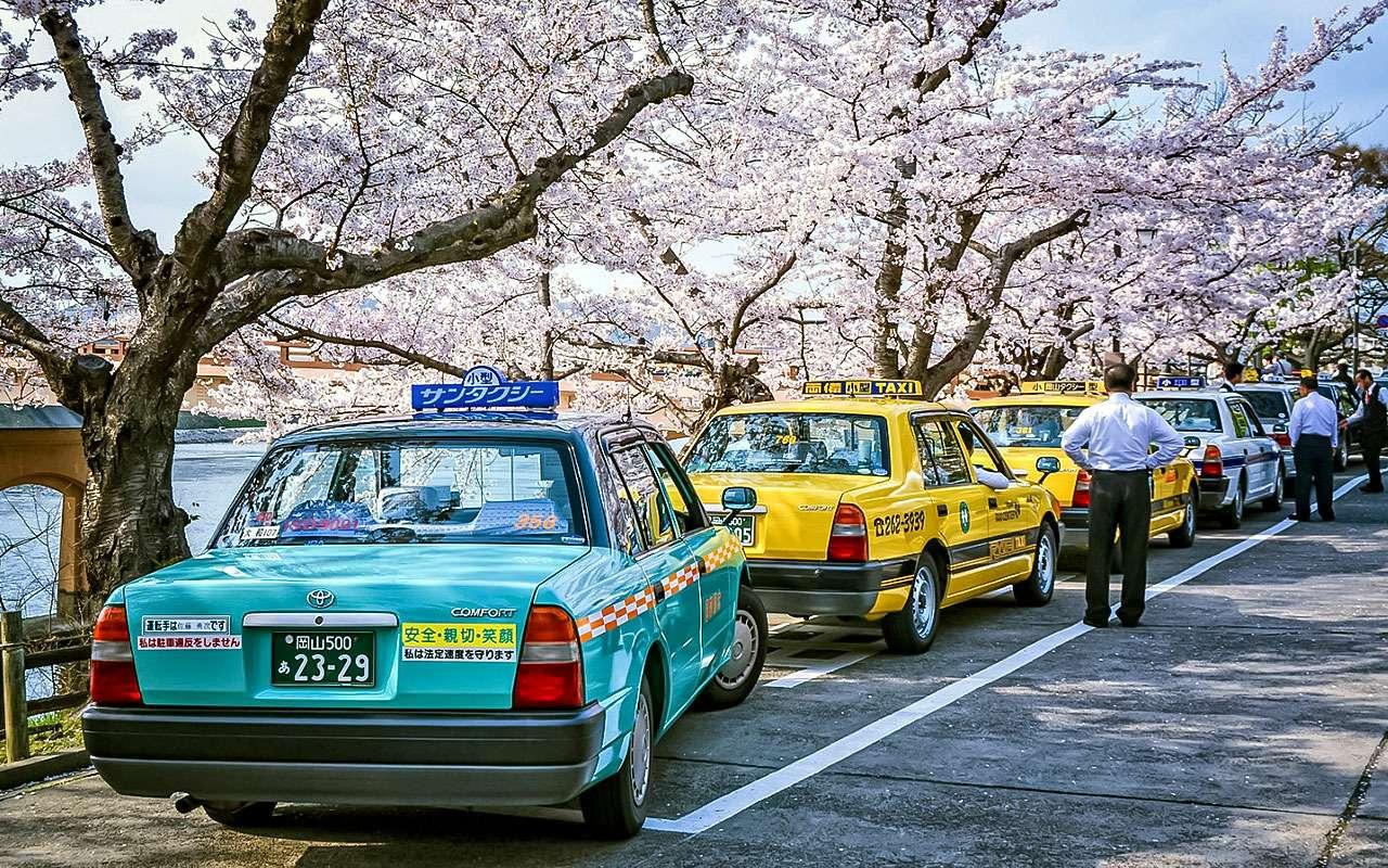 Выбор таксистов разных стран (уРоссии опять особый путь)— фото 783236