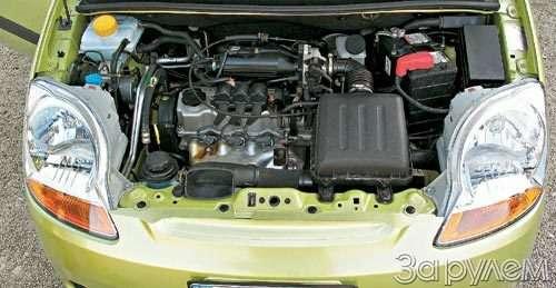 Презентация Chevrolet Spark. Непрячь улыбку, «Спарк»!— фото 55797