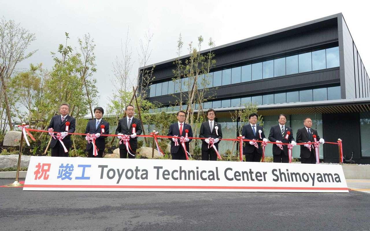 Зеленый адусебя дома: Toyota построила свой Нюрбургринг— фото 970633
