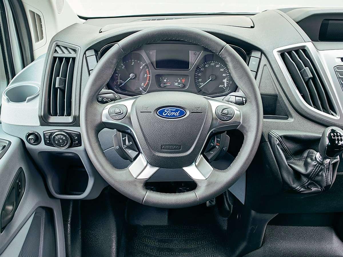 Ford Transit: хозяйским взглядом— фото 264673