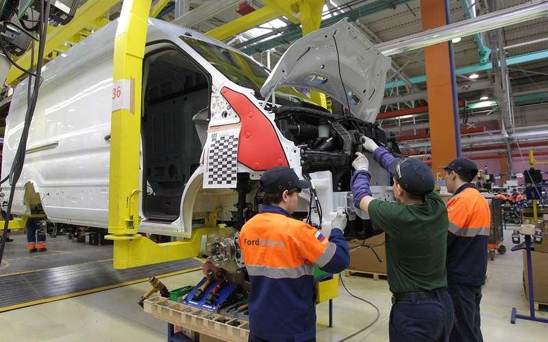 Ford серьезно расширяет производство Transit вРоссии