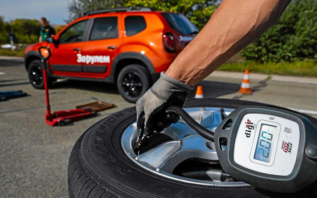 Тест летних шин длякроссоверов. Результаты удивляют— фото 969187