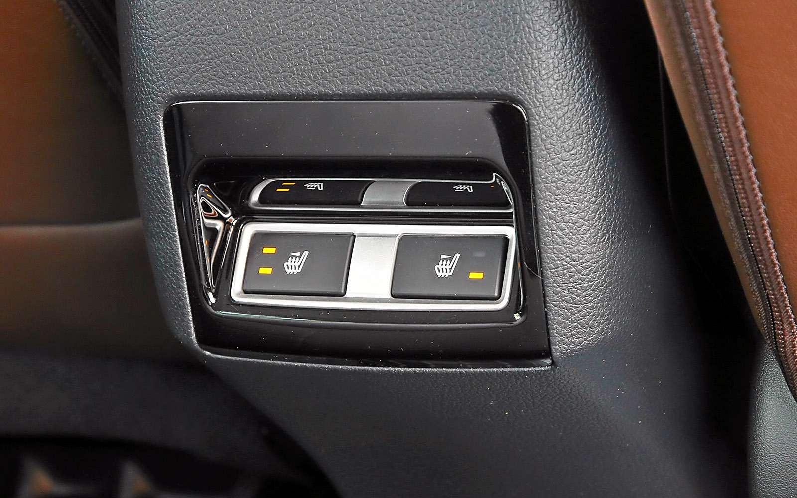 Новый Renault Koleos против конкурентов: буржуа, лесник иленивец— фото 780188