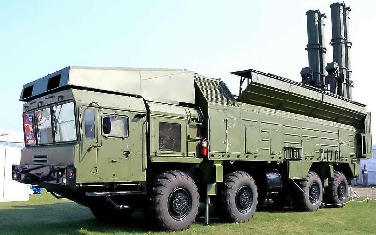 береговые ракетные комплексы «Бал» и«Бастион»