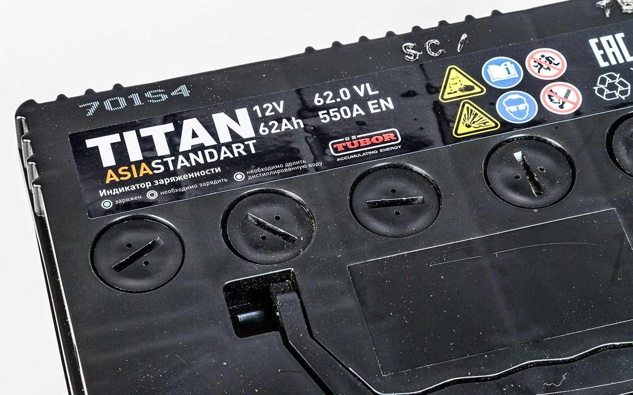Лучшие автомобильные аккумуляторы— выбор ЗР— фото 804168