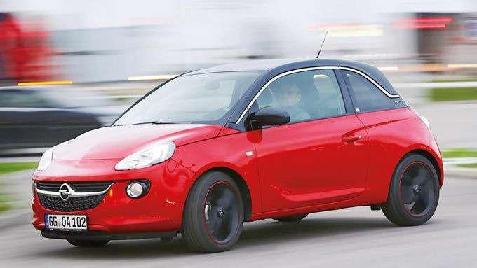 Opel разрабатывает новую модель