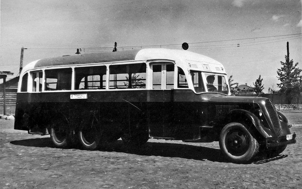 Гибрид УАЗа сГАЗом идругие малоизвестные серийные автомобили СССР— фото 933341