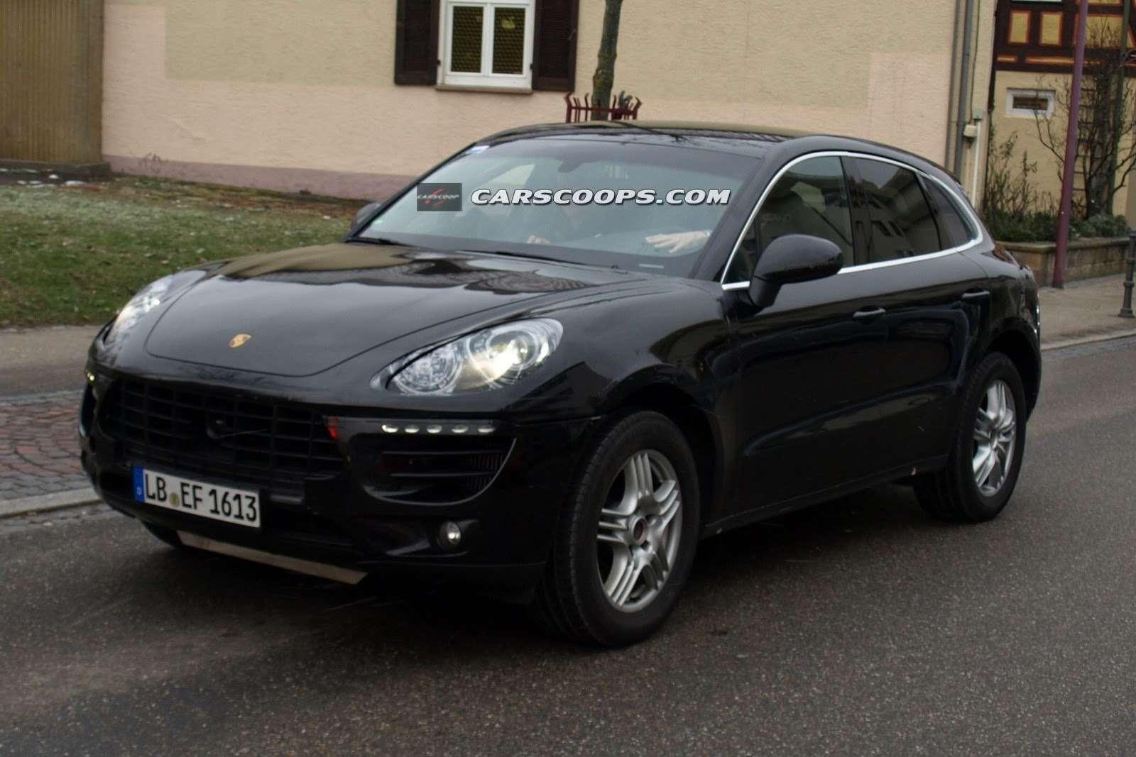 nocopyright Porsche Macan Launch Interiors4