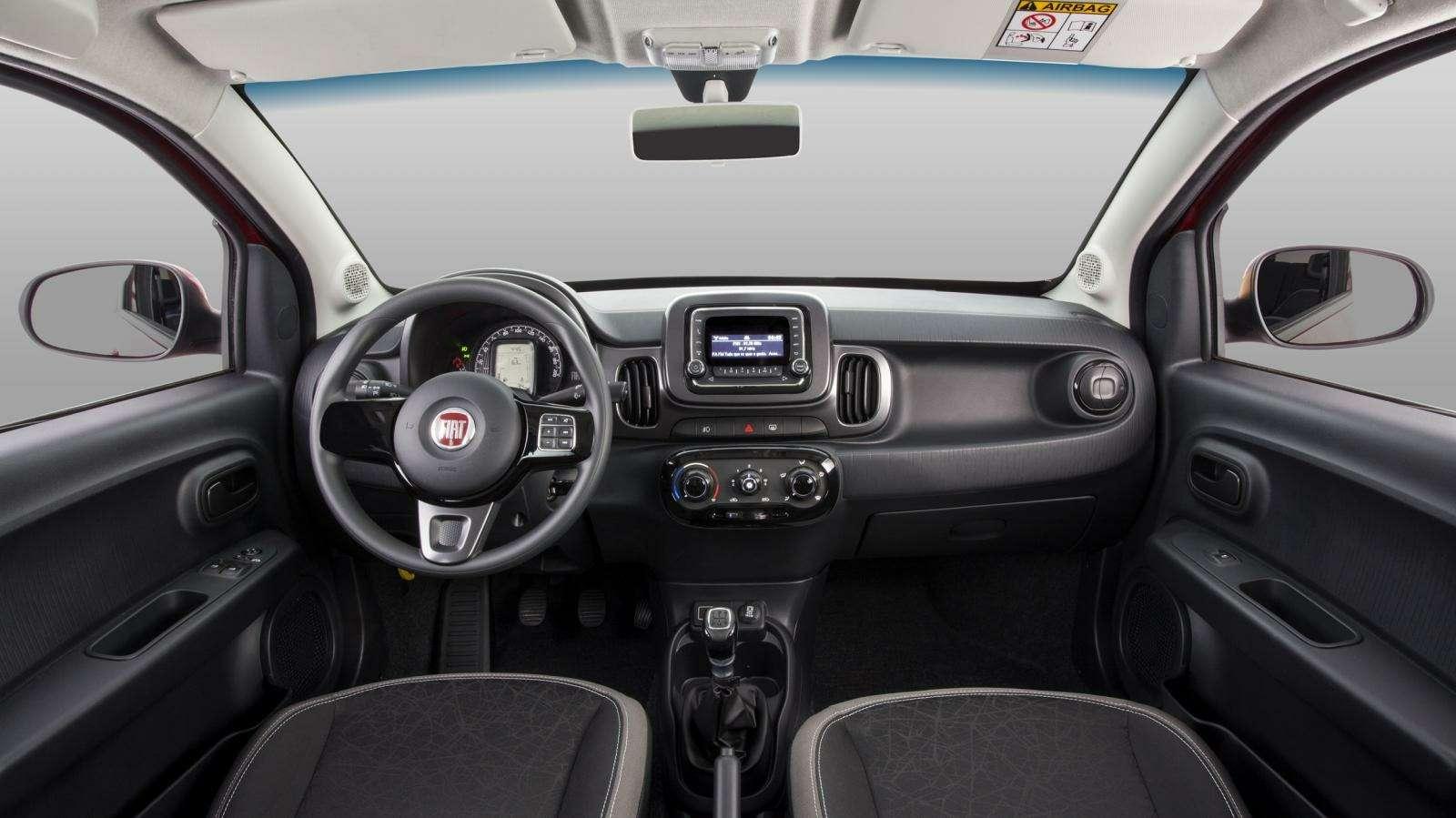Fiat Mobi— дешево, сердито, по-бразильски— фото 575799
