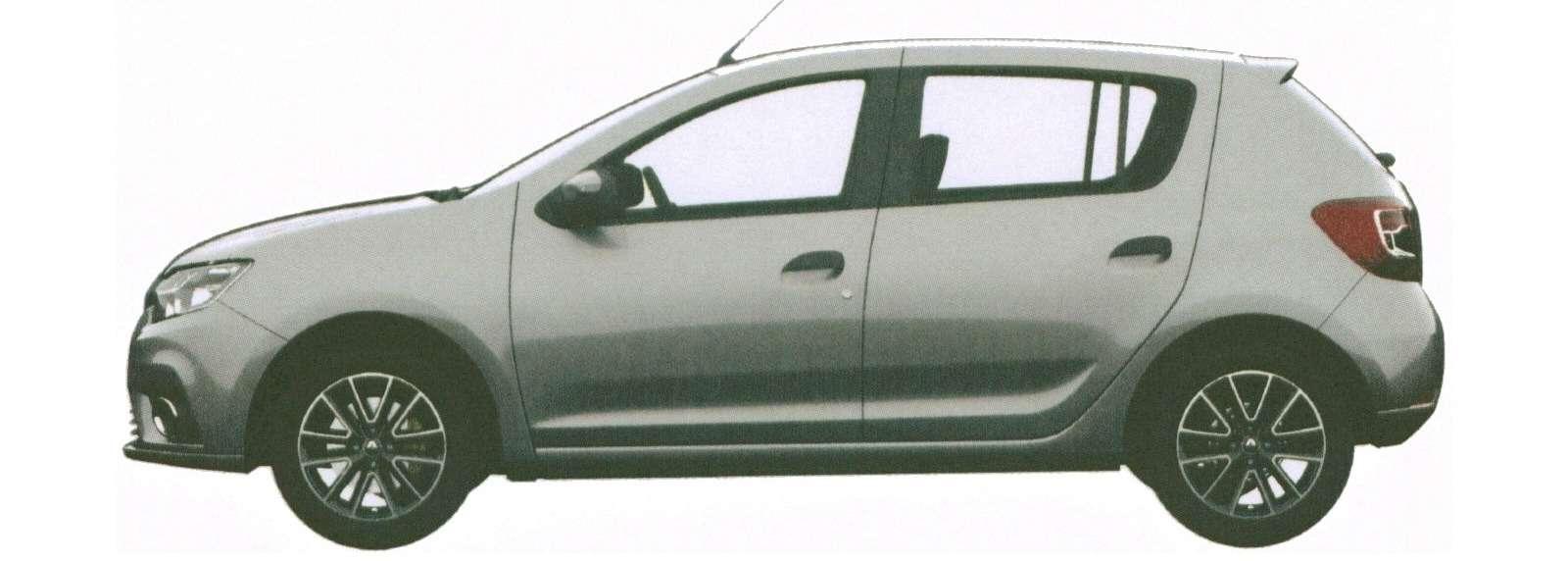Renault обновит российские Logan иSandero— фото 788979