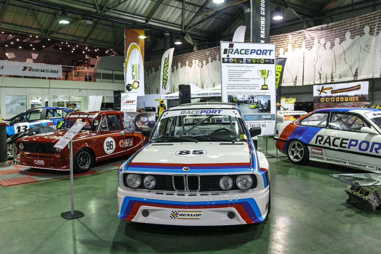 Самые горячие спорткары Motorsport Expo 2017— фото 823703