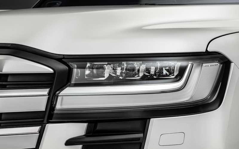 10 фишек нового Toyota Land Cruiser (+ первое видео!)