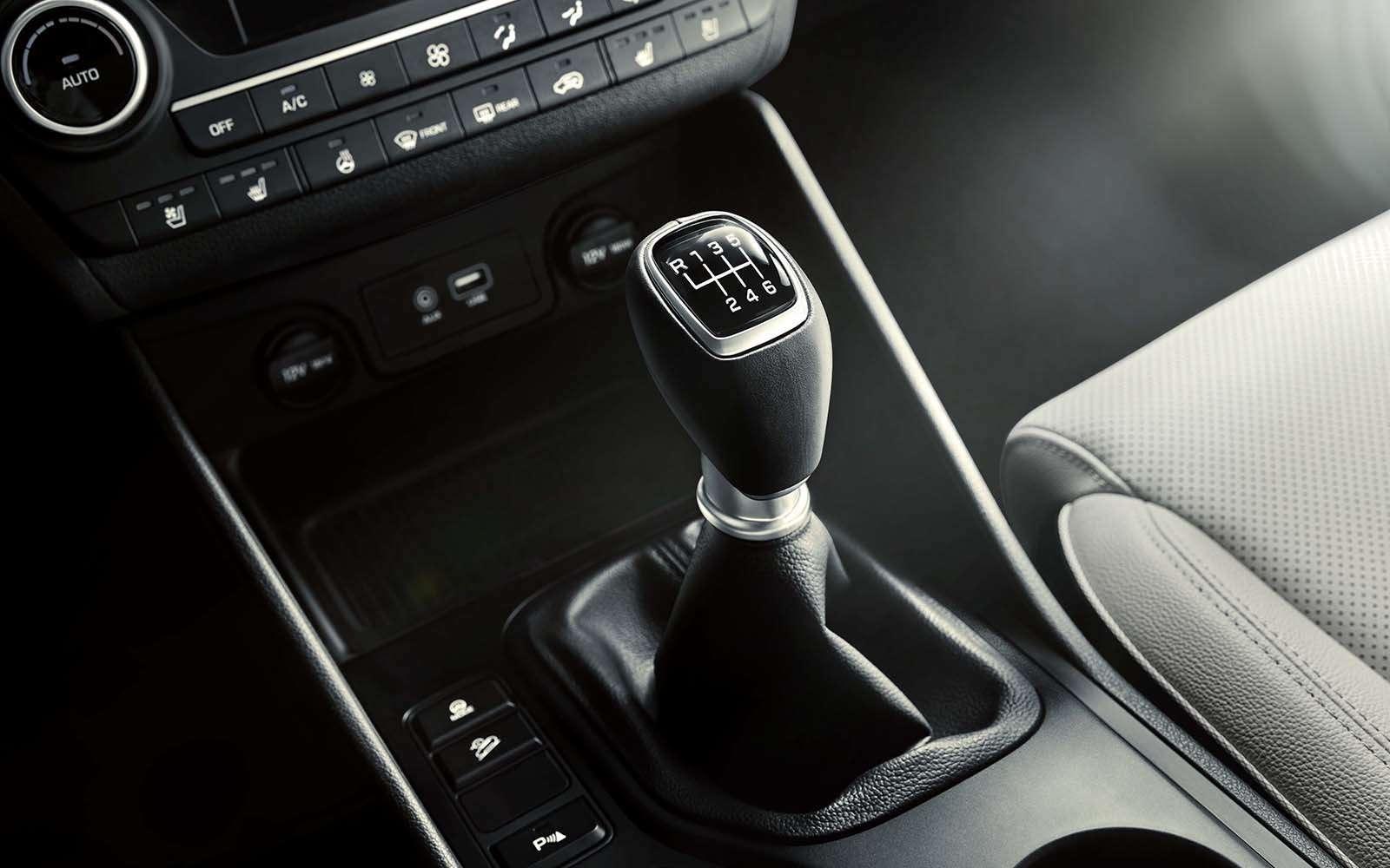 Hyundai объявил рублевые цены наобновленный Tucson— фото 891824