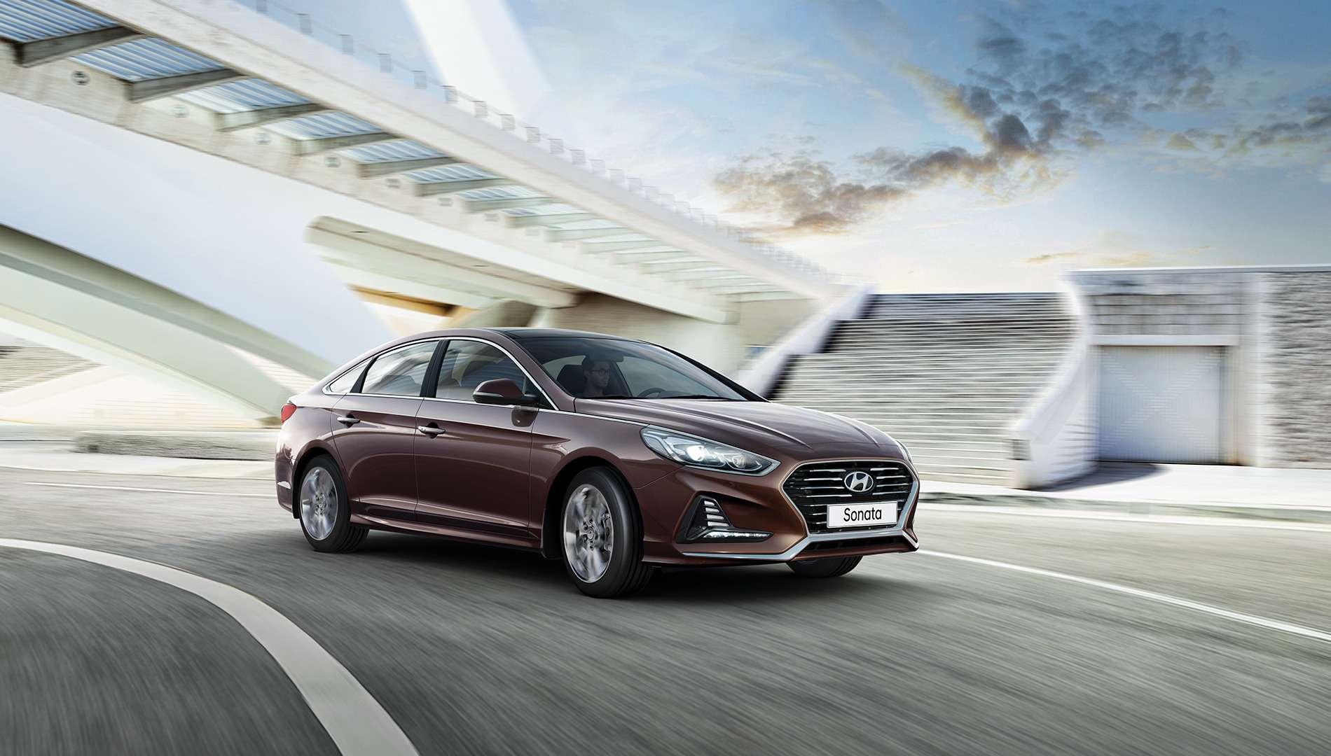 Hyundai объявила российские цены навернувшуюся Сонату— фото 796854