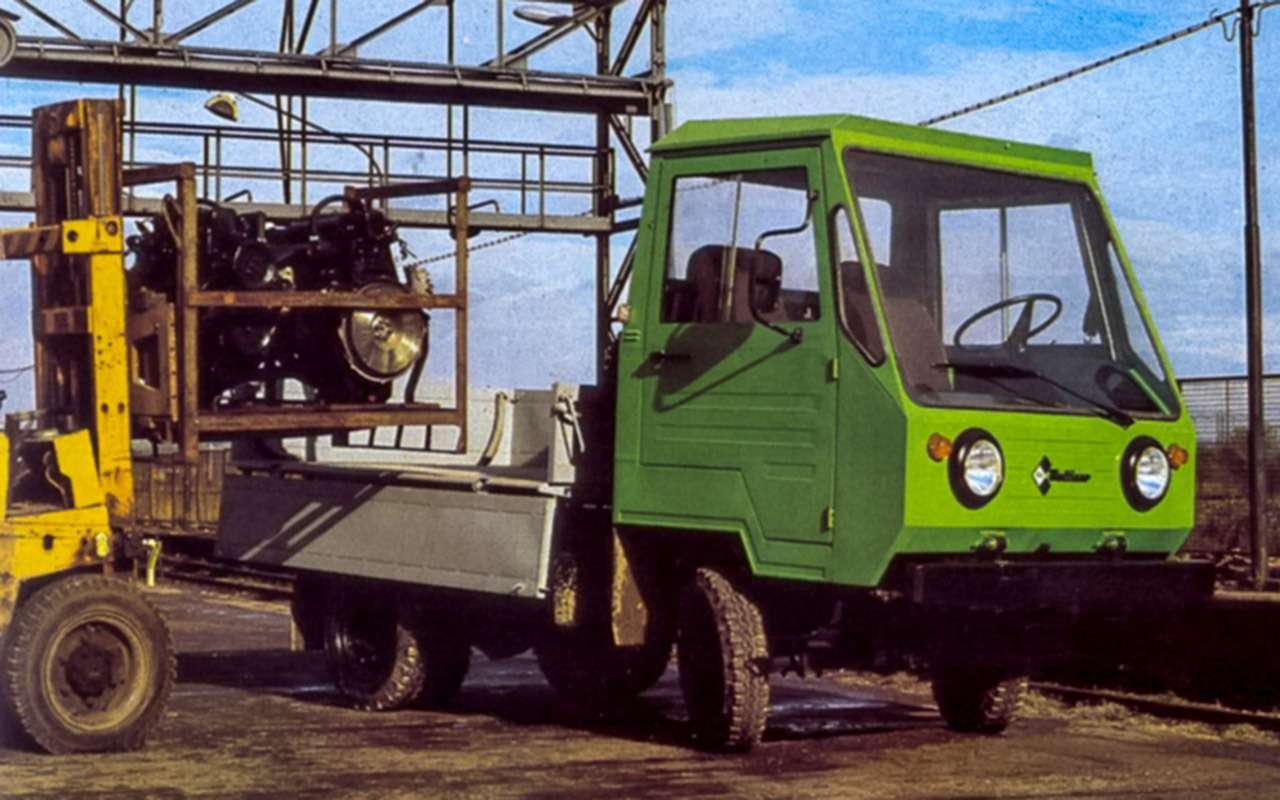 Грузовики иавтобусы изГДР— они возили весь Союз— фото 1210055