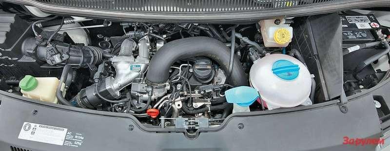 20060Для новой линейки дизельных моторов выбран единый рабочий объем 2литра