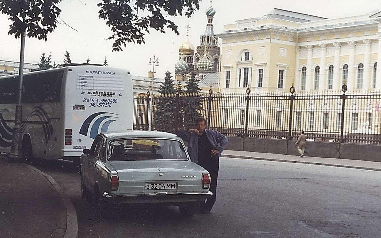 Волга ГАЗ-24-10: самая дорогая, самая недоступная иустаревшая отрождения— фото 1243466