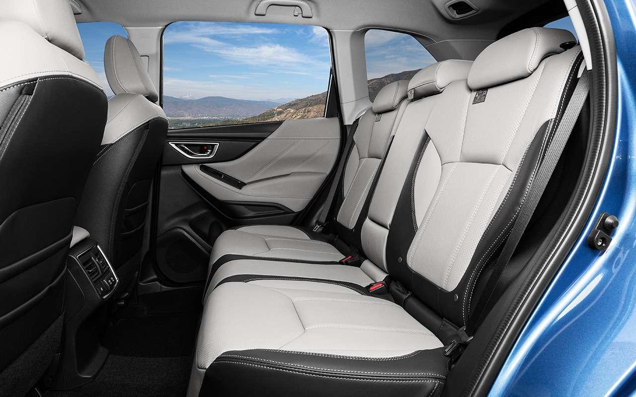 Subaru Forester 2019: больше никаких турбонаддувов!— фото 912609