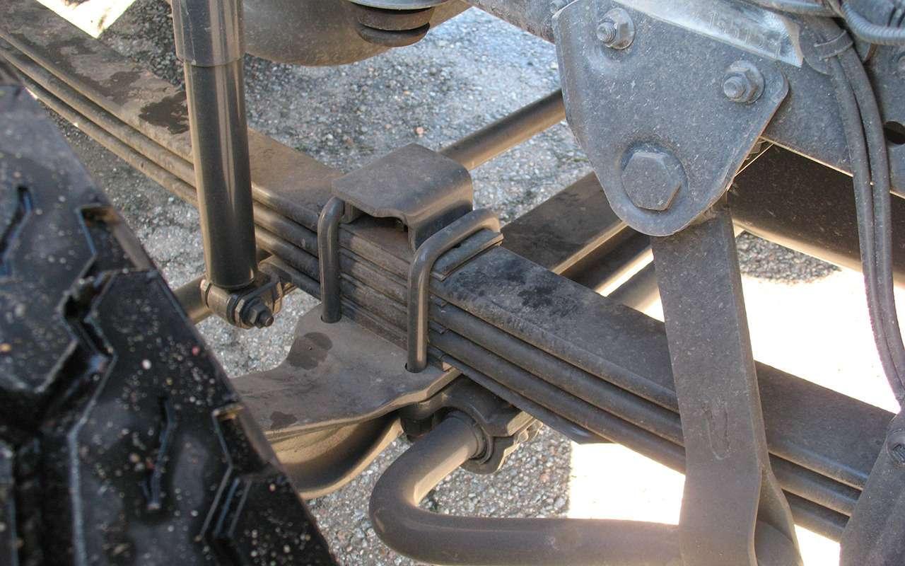 Тяжелые грузовики IVECO Trakker: все особенности— фото 1233439