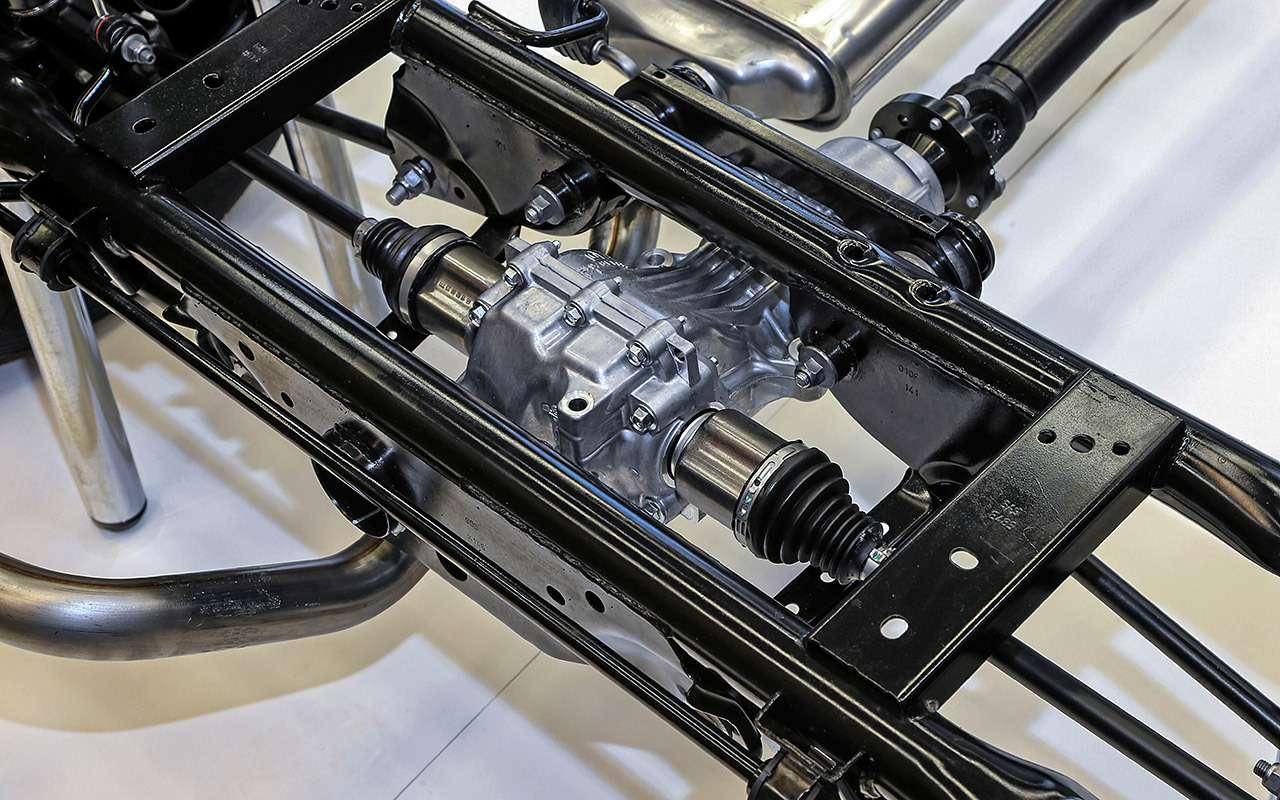 Renault Arkana: самый первый тест-драйв— фото 967520
