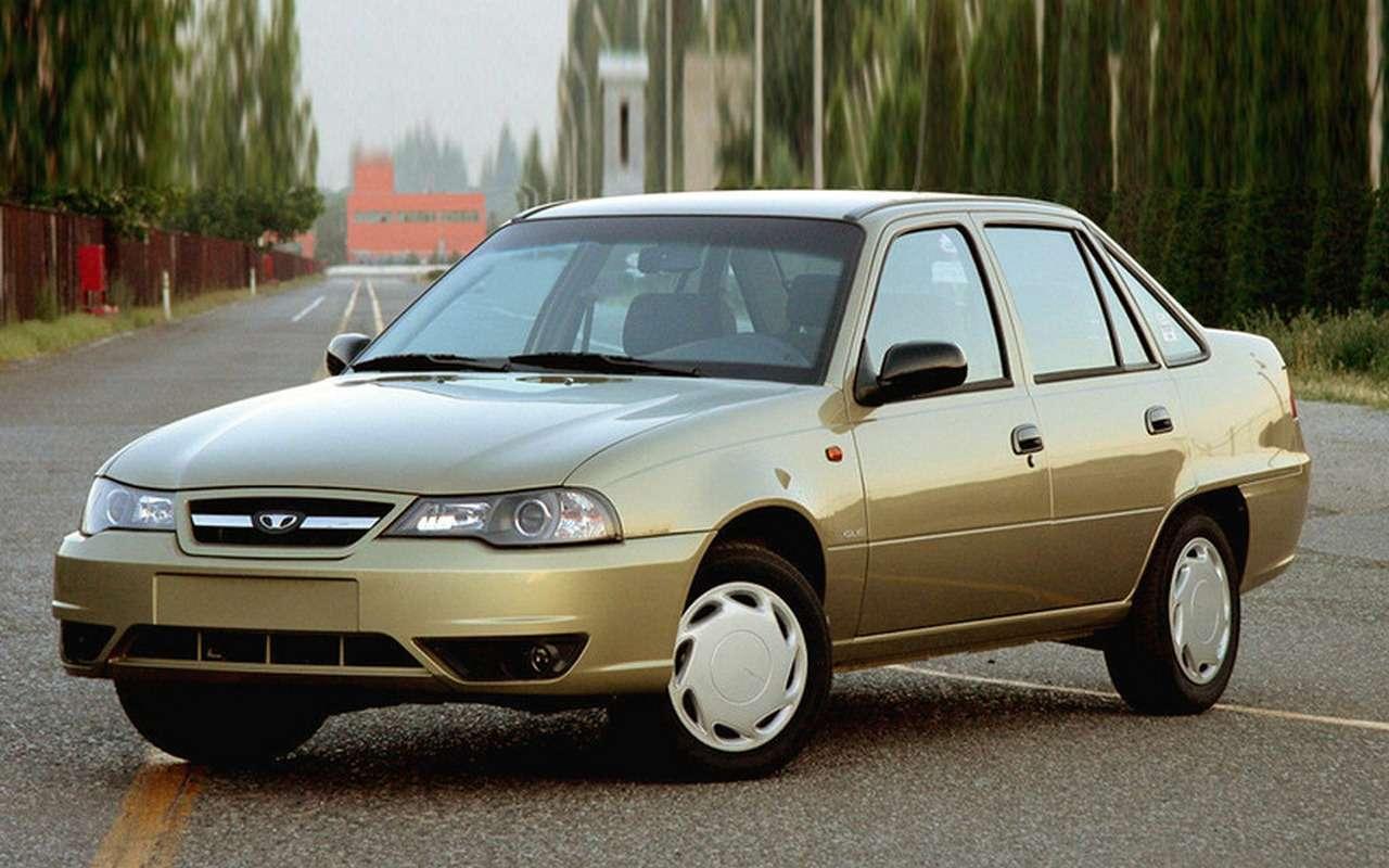 Нормальный автомобиль спробегом иза150000 рублей— это реально— фото 892049