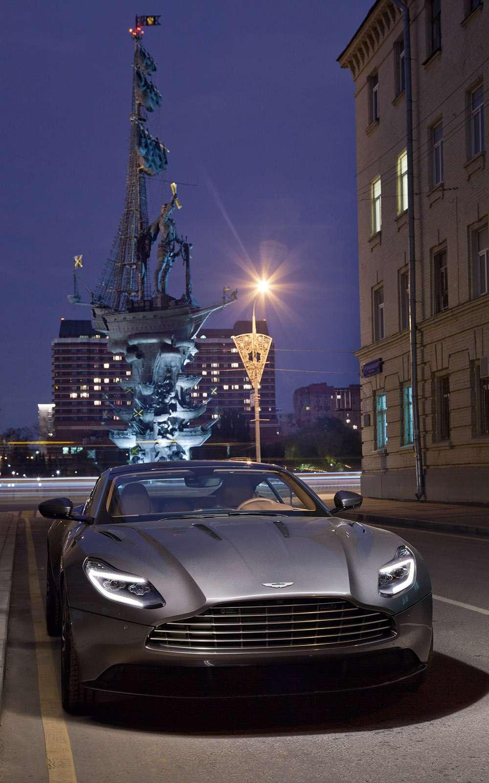 Новый Aston Martin DB11: эра роскоши— фото 657457