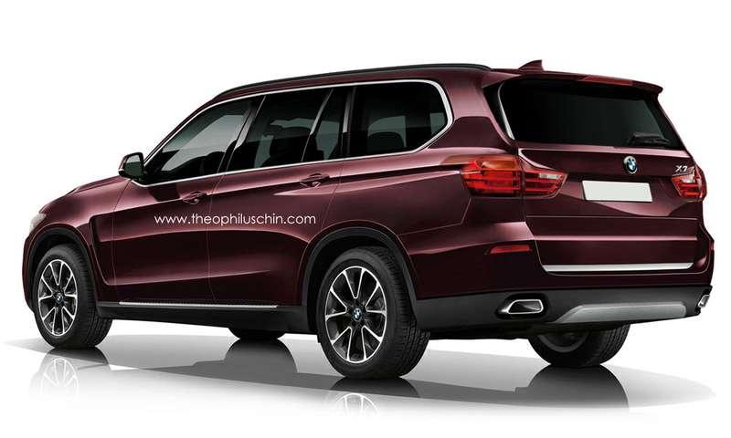 В погоне заBentley: кроссовер BMW X7получит M-версию