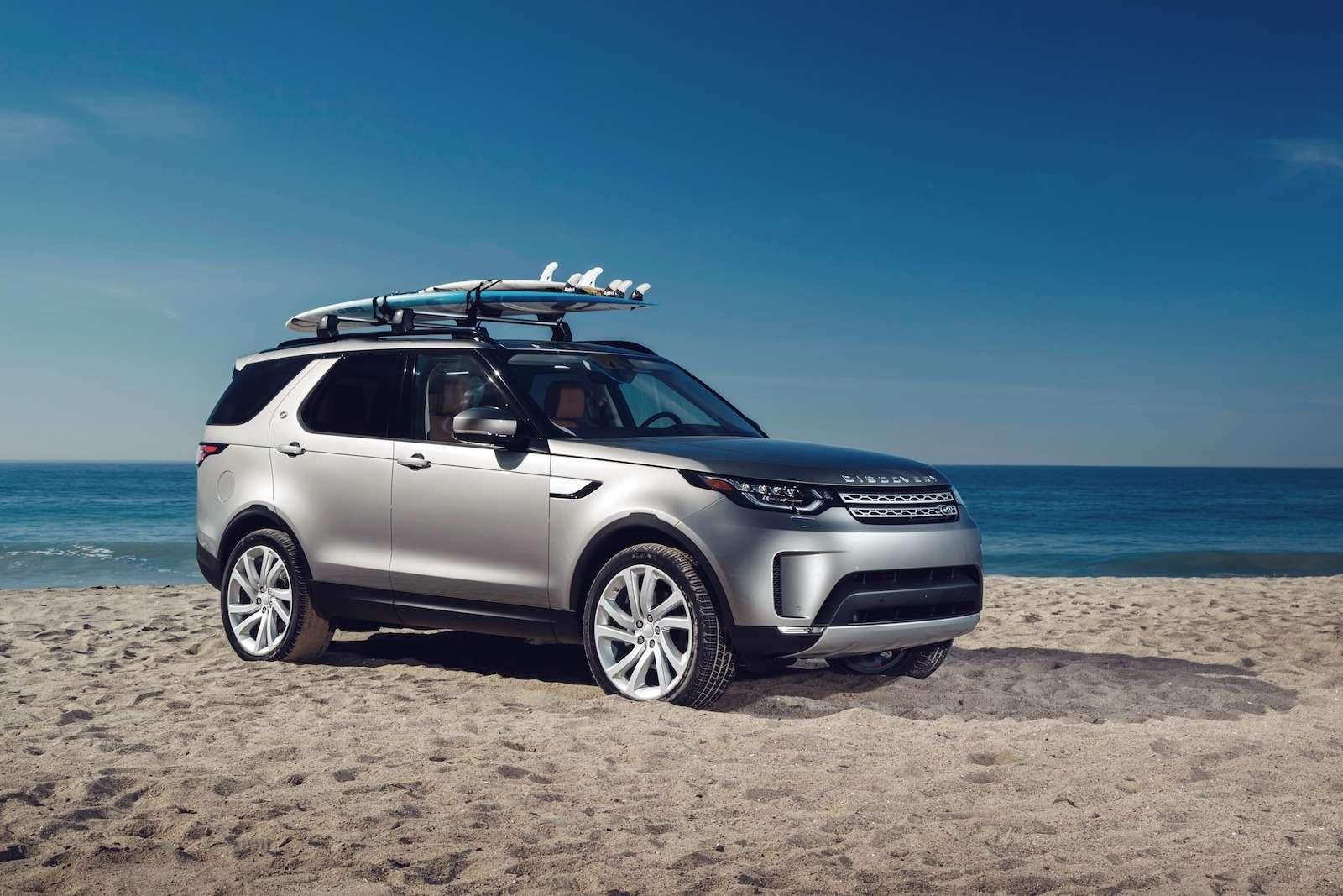 Диско уже небудет прежним: объявлены цены нового Land Rover Discovery— фото 676025