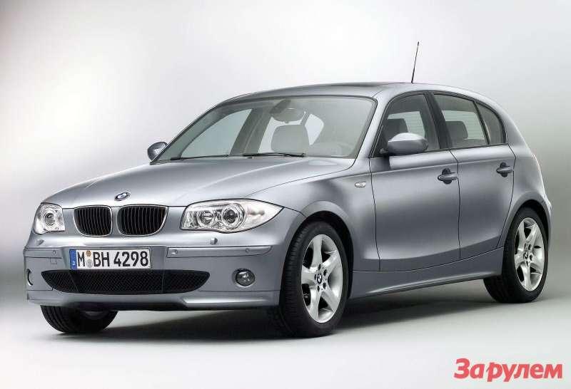 BMW120i 2005г.