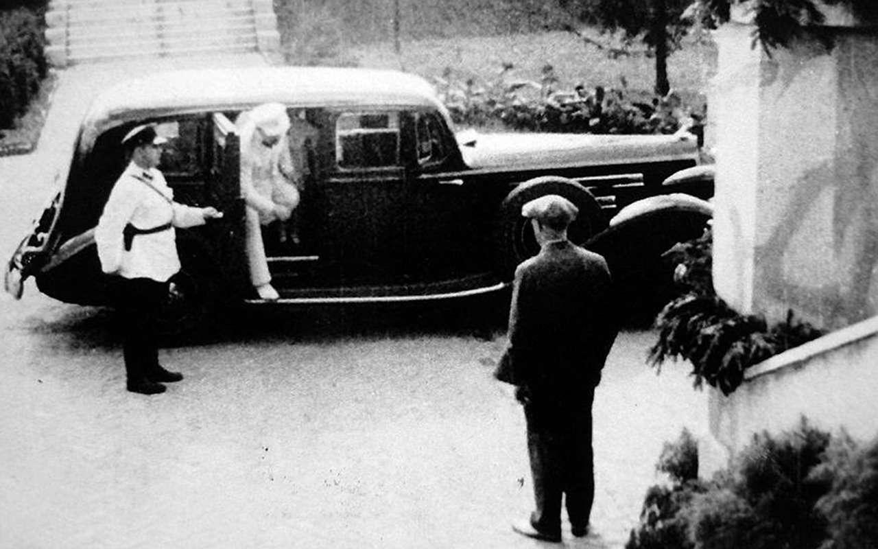 Packard Twelve: любимая машина Сталина— фото 1227314
