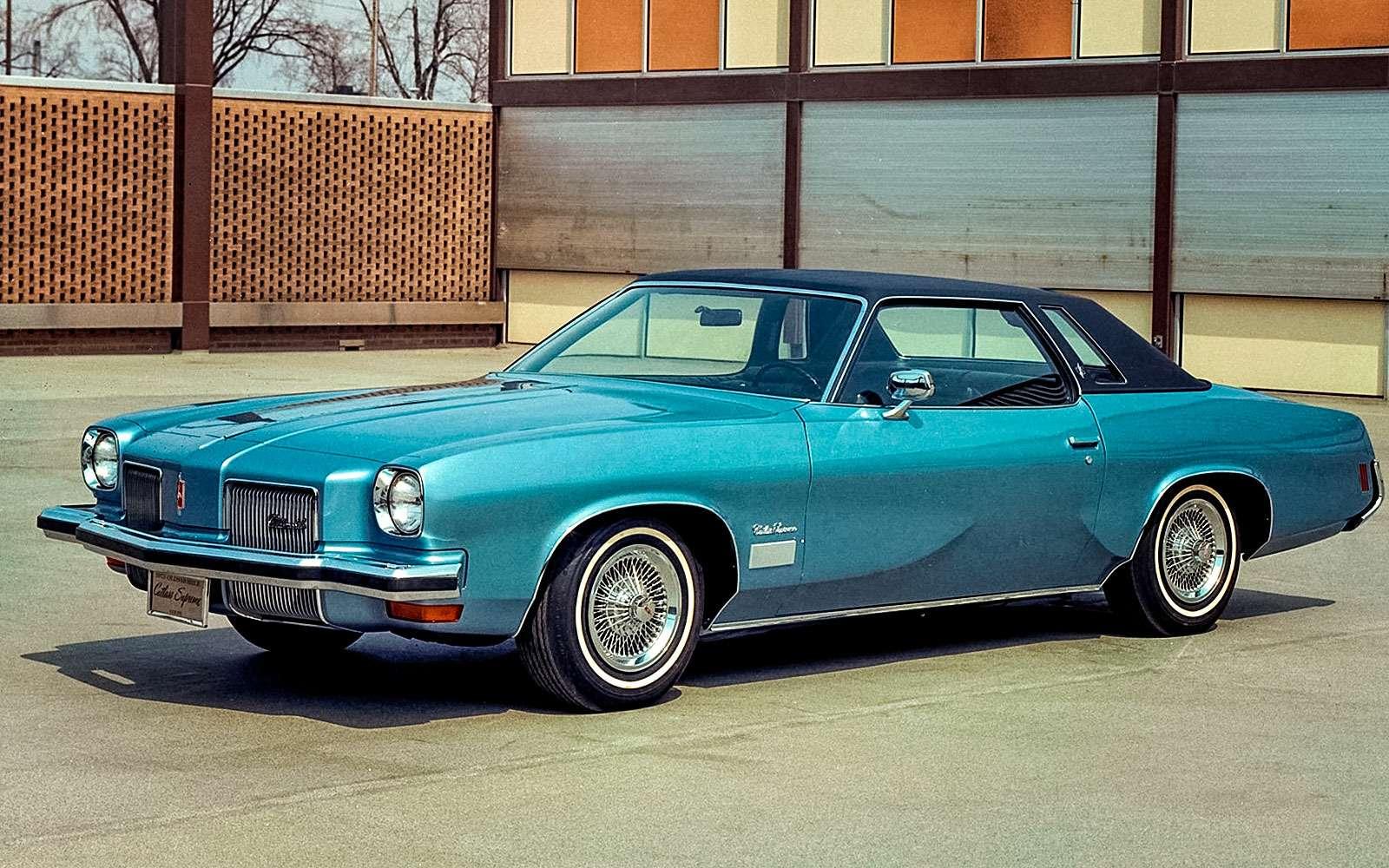 Oldsmobile Cutlass 1973