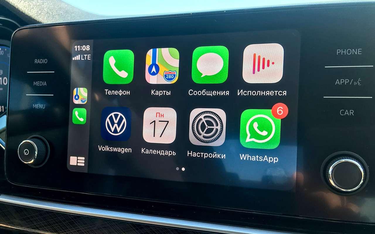 Новый VW Polo с турбо и DSG: 6 важных отличий - фото 1172114