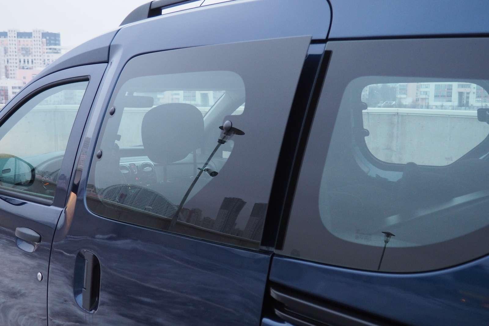 Renault Dokker— первый тест ипервые вопросы— фото 825739