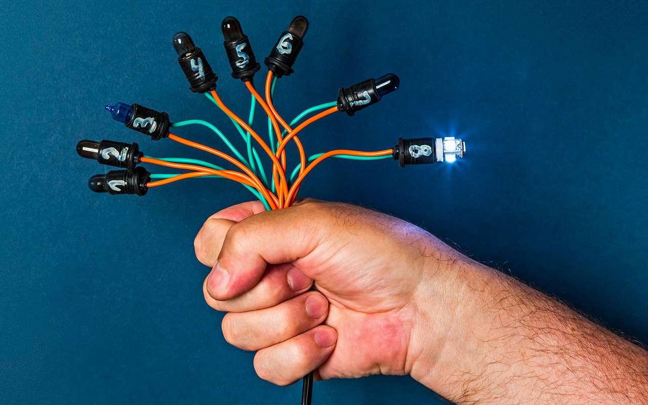 Выбираем лампы длягабаритных огней— экспертиза ЗР— фото 790796