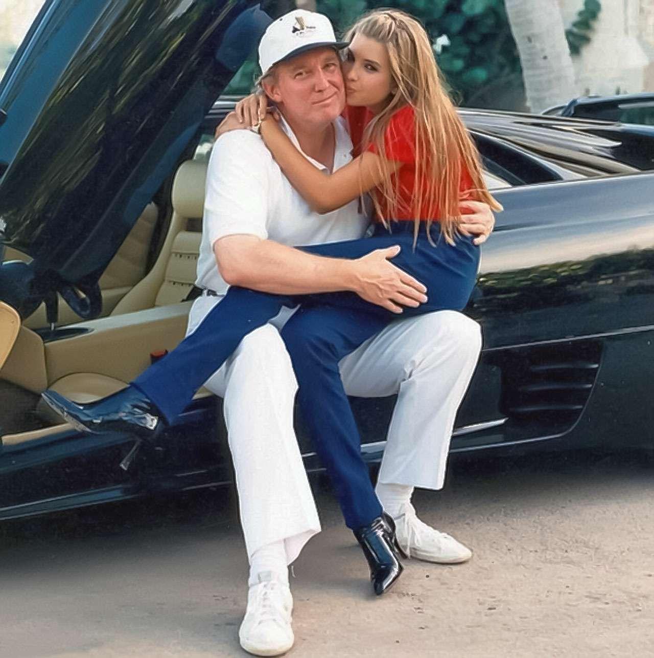 Автомобиль Дональда Трампа