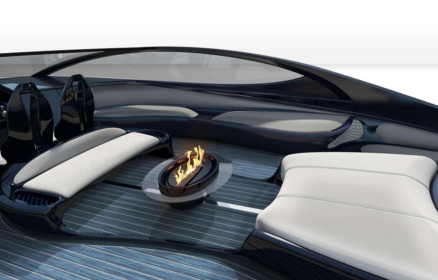 Наволне Широна: подмаркой Bugatti теперь можно купить яхту— фото 720162