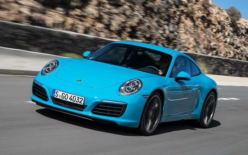 Porsche 911(991), 2011-н.в.