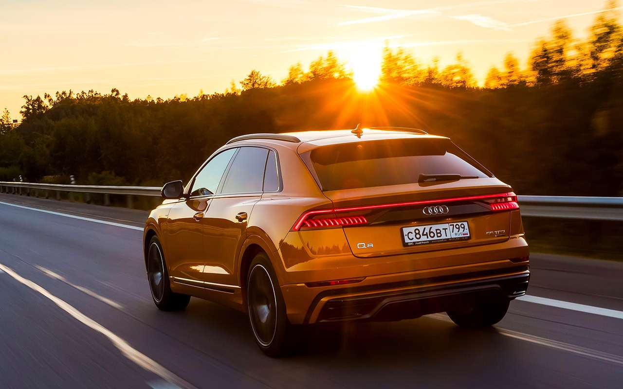 Новый кроссовер Audi: как дороже, чем Кайен?!— фото 950779
