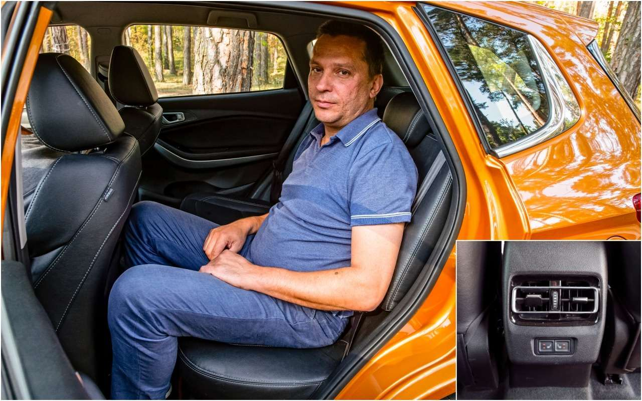 Geely GS, Chery Tiggo 7, Renault Kaptur: большой тест кроссоверов— фото 1012342