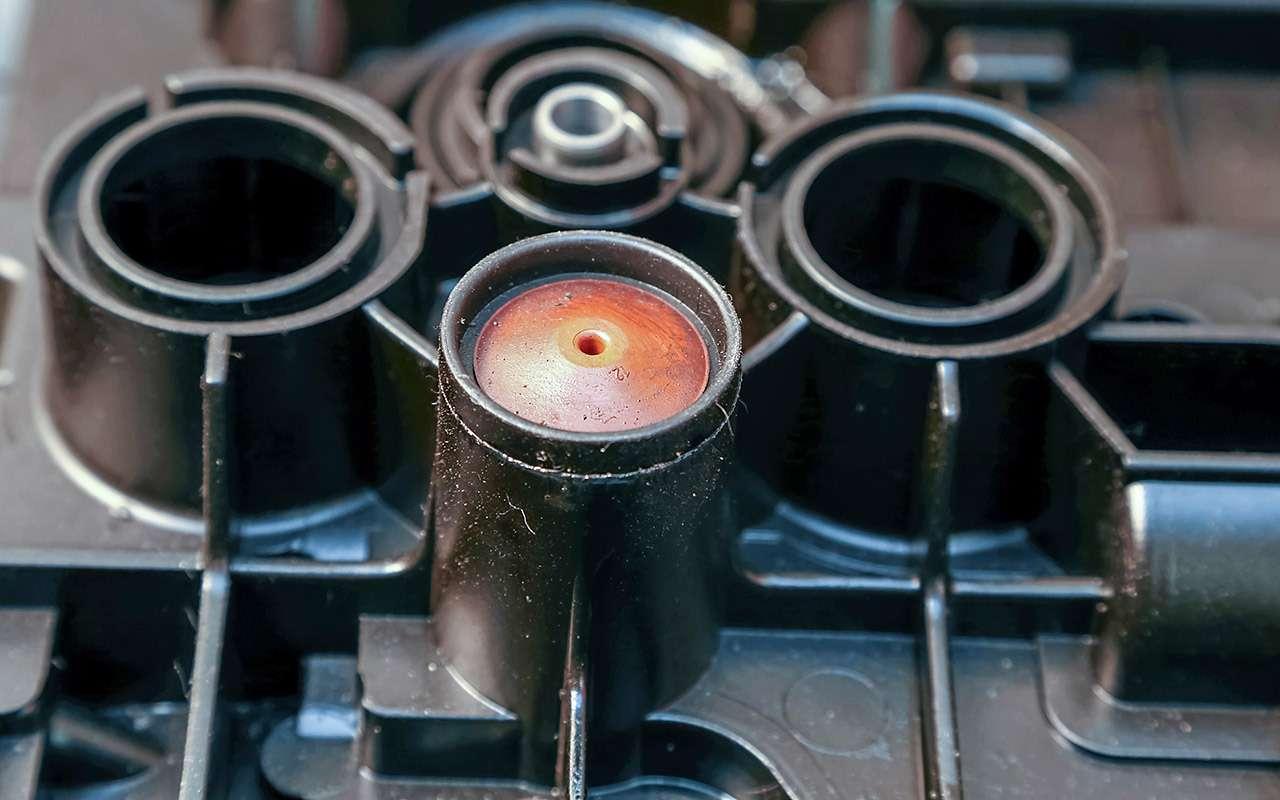 Всереальные (инадуманные) проблемы мотора Peugeot-Citroen— фото 1058385