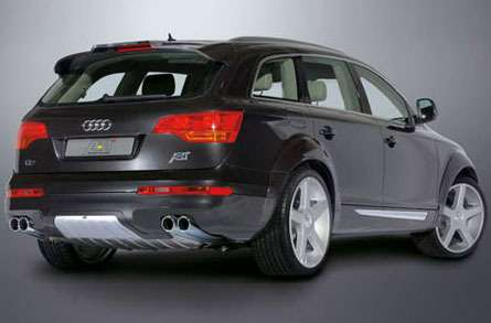 Audi Q7от ABT-Sportsline— фото 106551