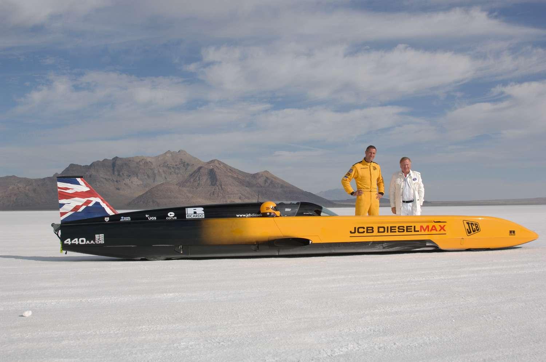 Имбы внебо— самые быстрые автомобили Земли— фото 811656