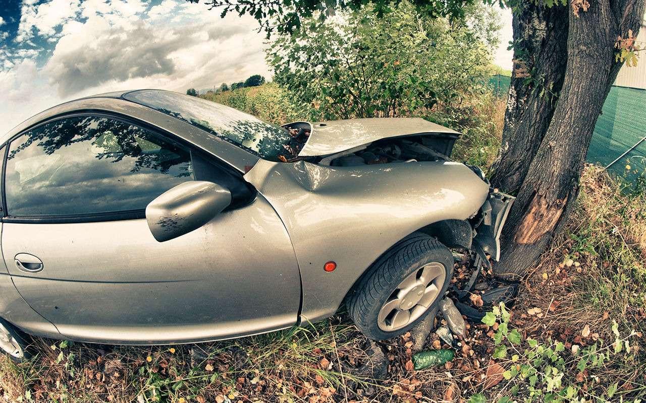 ОСАГО не поможет: 8заблуждений автовладельцев— фото 1117050